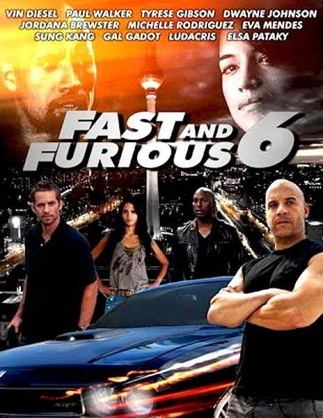 Ver Rapido Y Furioso 6 A Todo Gas 6 2013 Online Descargar Hd Gratis Español Latino Subtitulada Movie Fast And Furious Fast And Furious New Movies