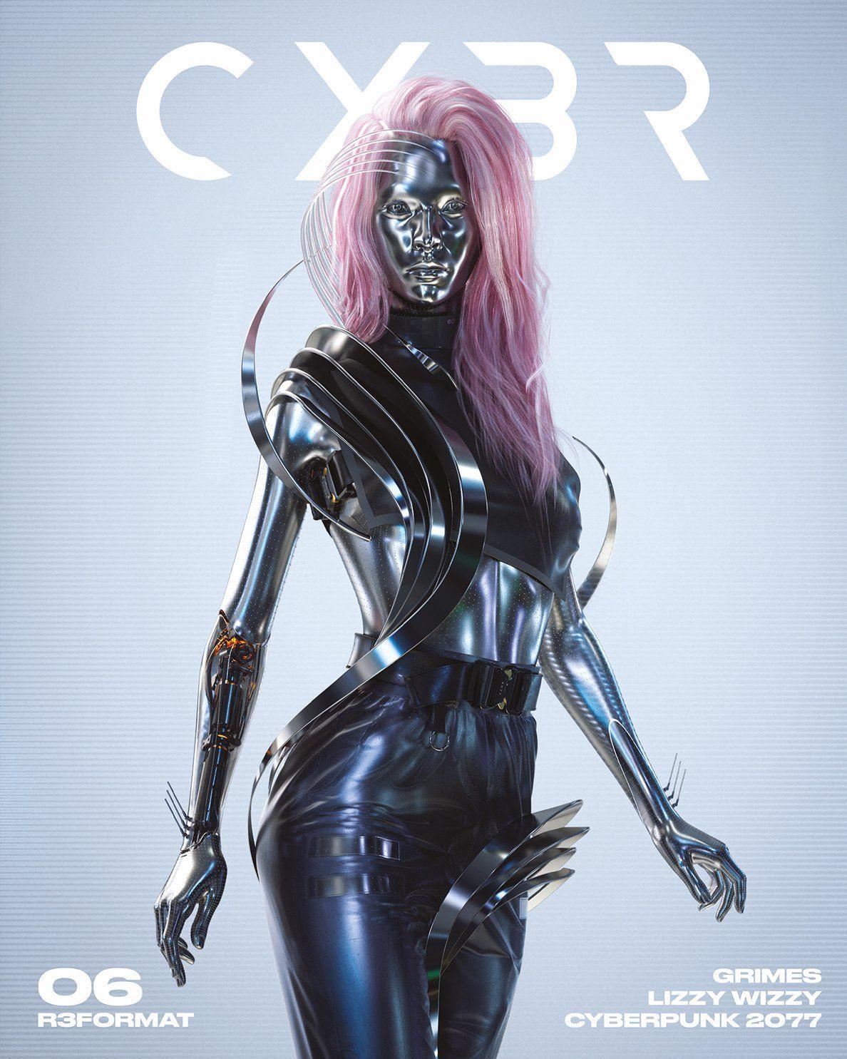 Cyberpunk 2077 Lizzy Wizzy Kazuliski in 2020 | Cyberpunk ...