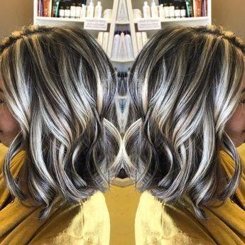 highlight hair