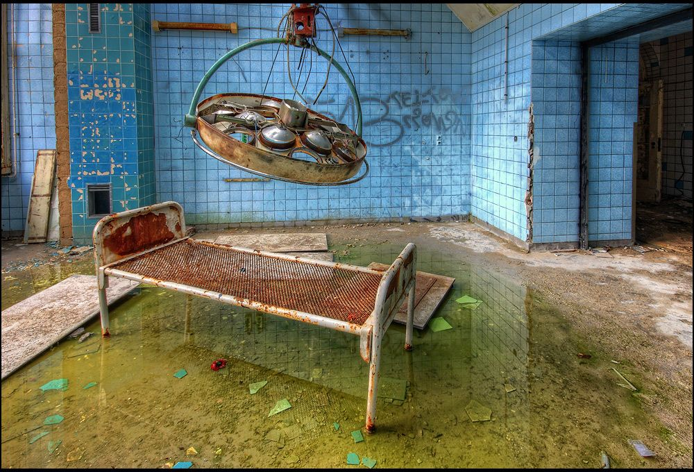 Beelitz-Heilstätten Hospital (Germany)