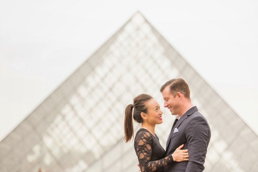 Honeymoon in Paris by Pictours Paris. Thanks to The Frosted Petticoat blog for sharing!