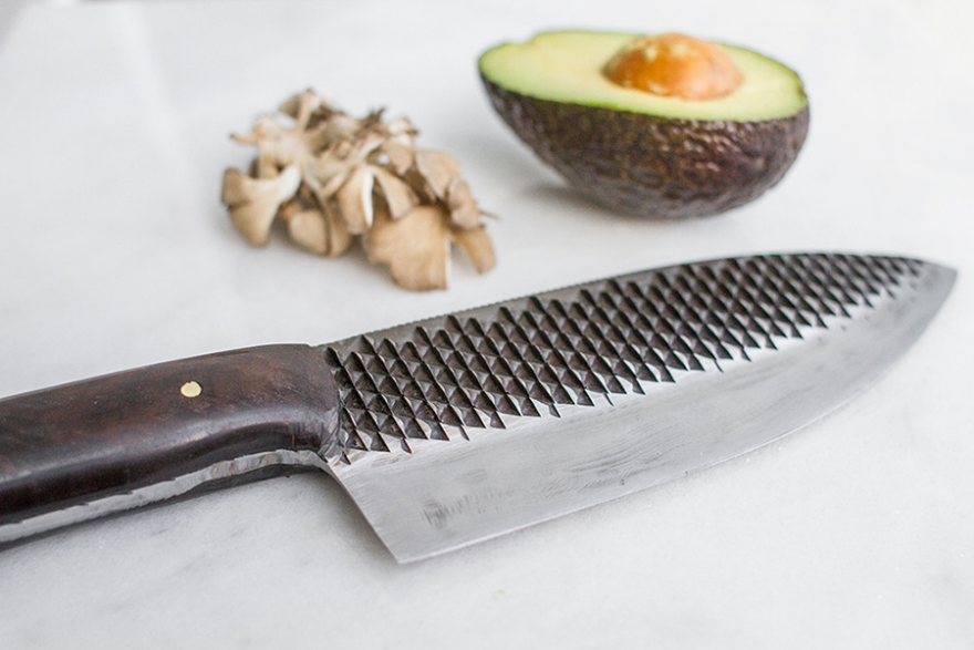 Chelsea Miller's Unusual Kitchen Knife Designs - Core77 | Products I ...