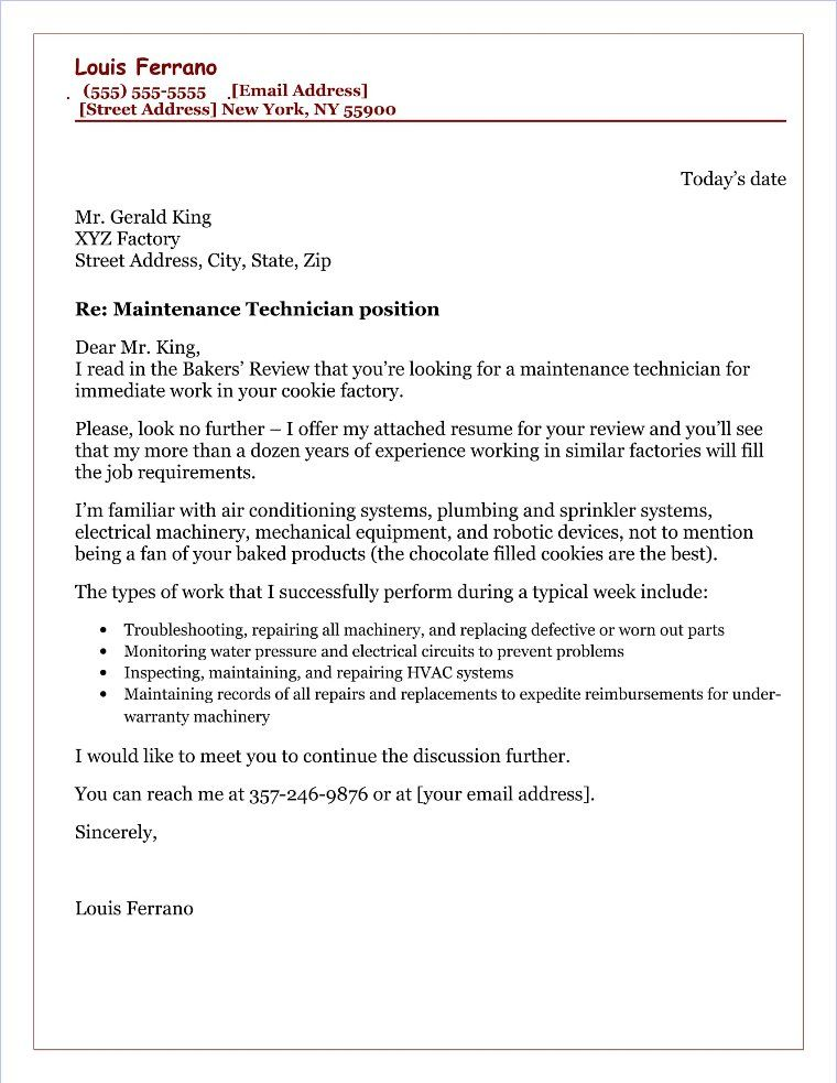 Interior Designer Cover Letter Sample Cover Letter Sample Cover Letter Cover Letter For Resume