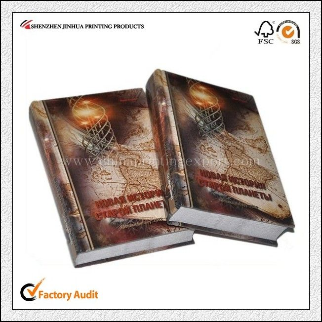Offset Printed Hardcover Book Printing Service   book