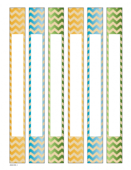 binder spine inserts chevron laminating ideas for the classroom
