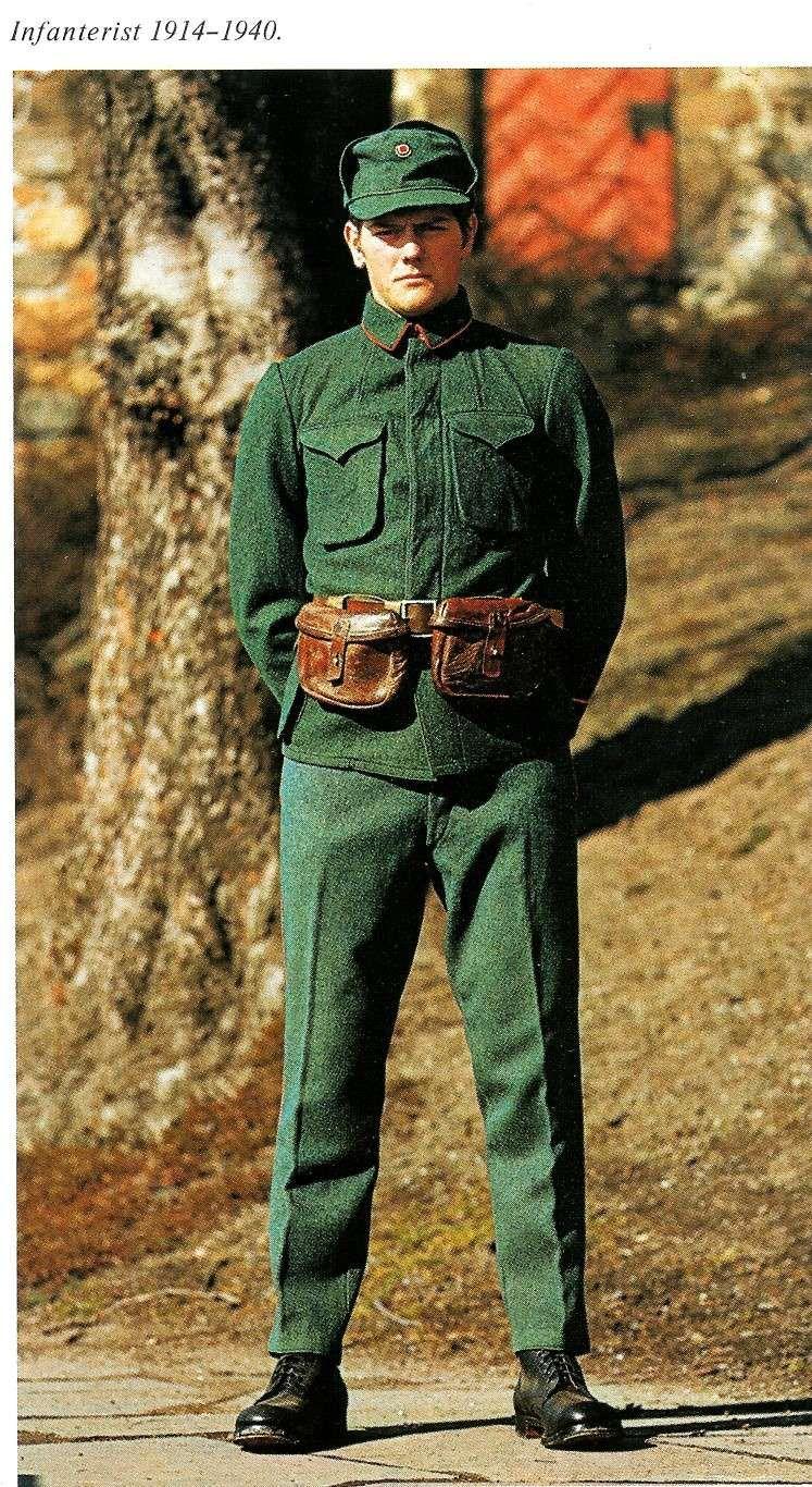 a149cdf78c1 Norwegian uniforms. A pictorial.
