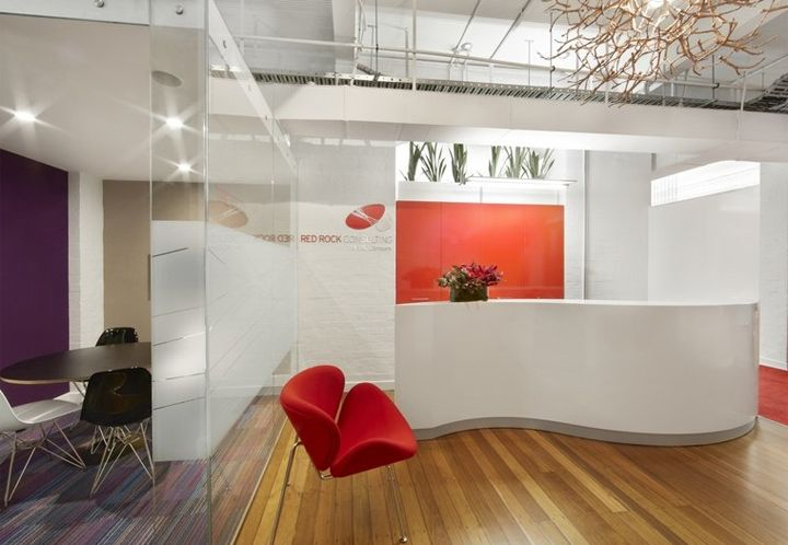 office design sydney. Red Rock Office By Rolf Ockert Design, Sydney Australia Design