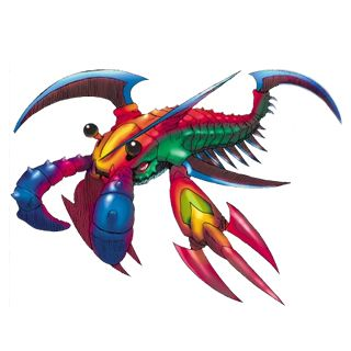 Anomalocarimon X-Antibody - Wikimon - The #1 Digimon wiki