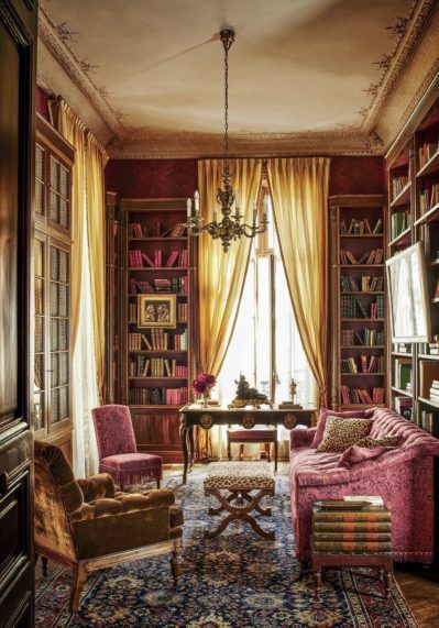 Paris Interiors French Country Living Room Living Room