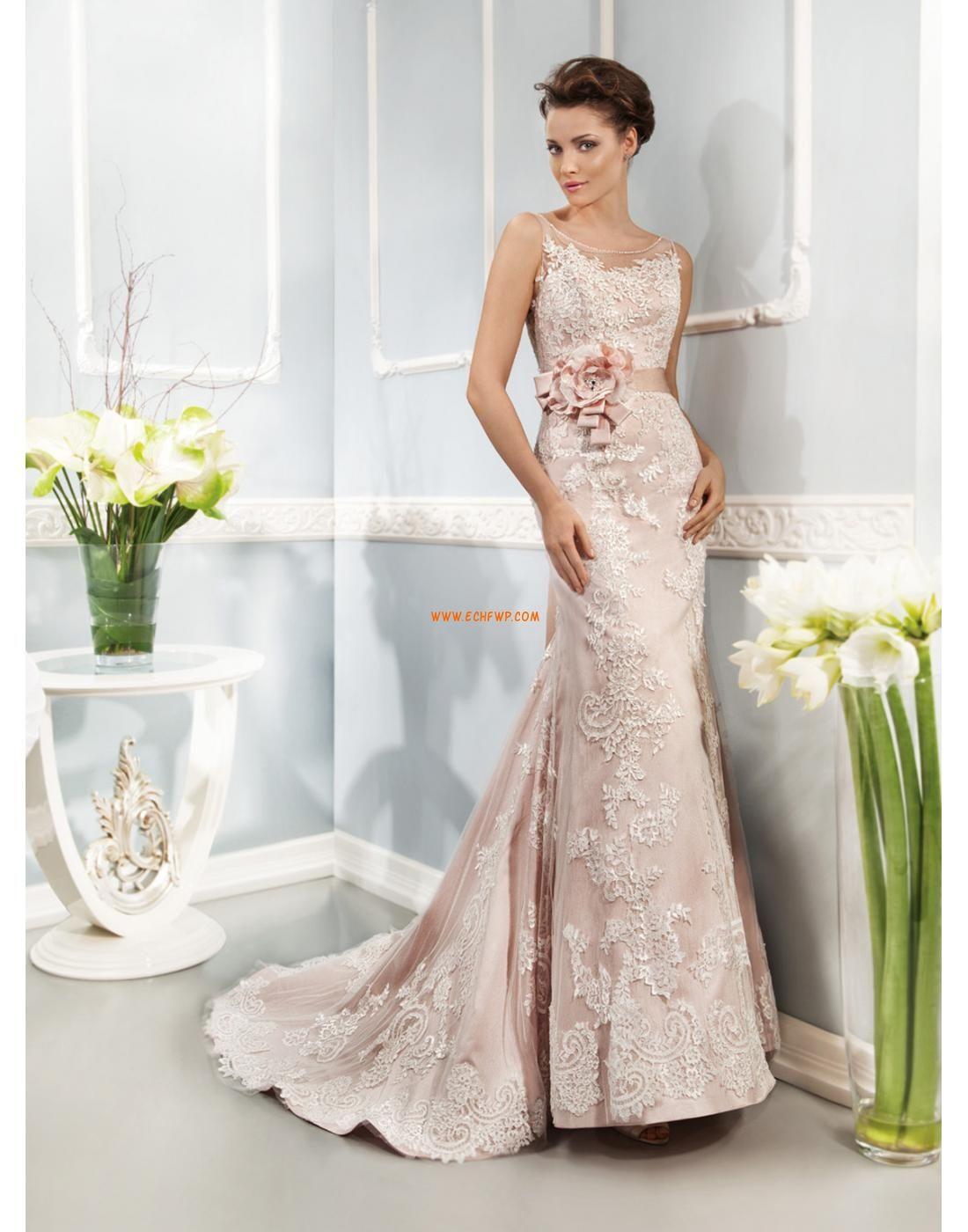 Sala Sirena Schiena Nuda Abiti Da Sposa 2014 | abiti sposa colorati ...