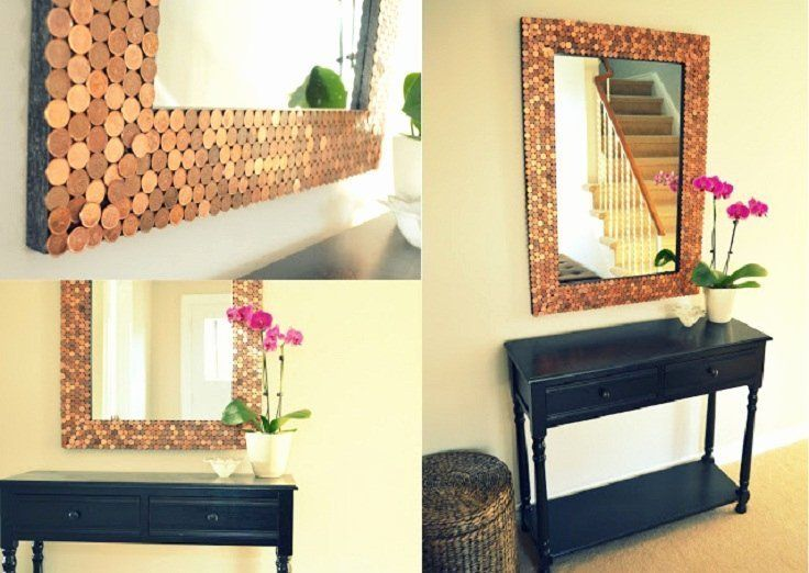 24 Unique Bathroom Mirror Frame Ideas in 2020 (With images ...