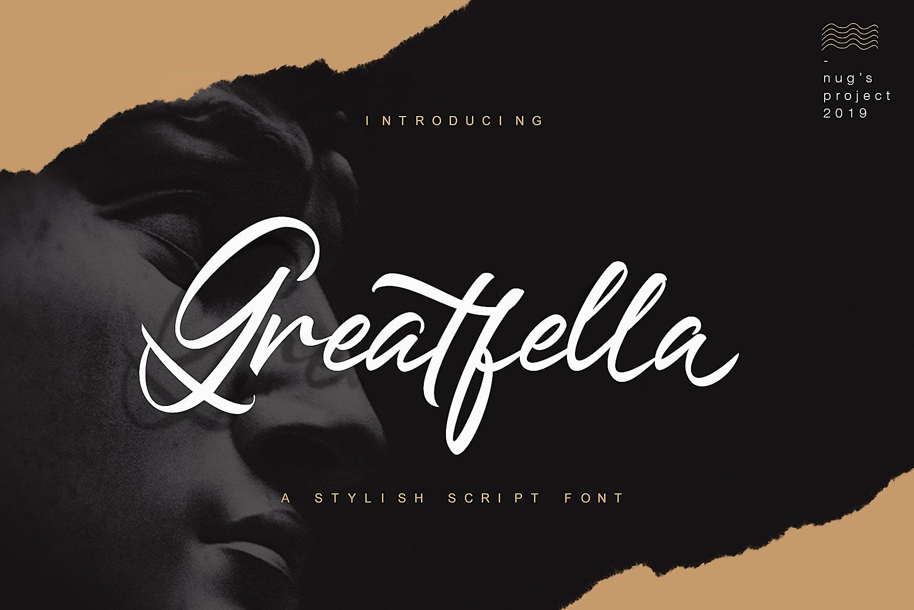 Greatfella in 2020 Brush script fonts, Script