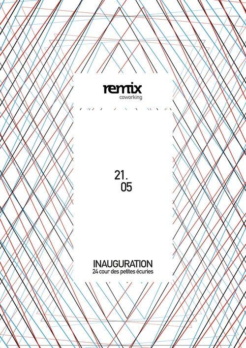 Inauguration Remix Coworking 24 Cour Des Petites Curies 75010 Paris