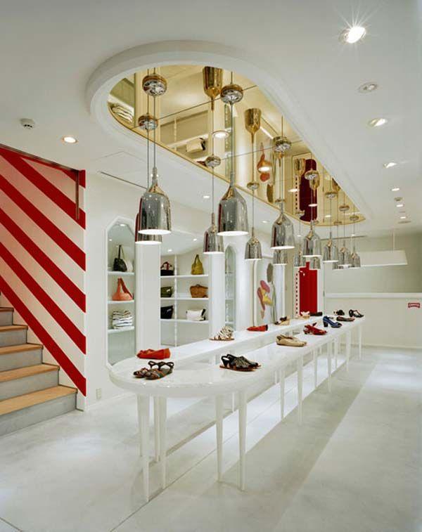 Fashion-shoe-shop-interior-with-modern