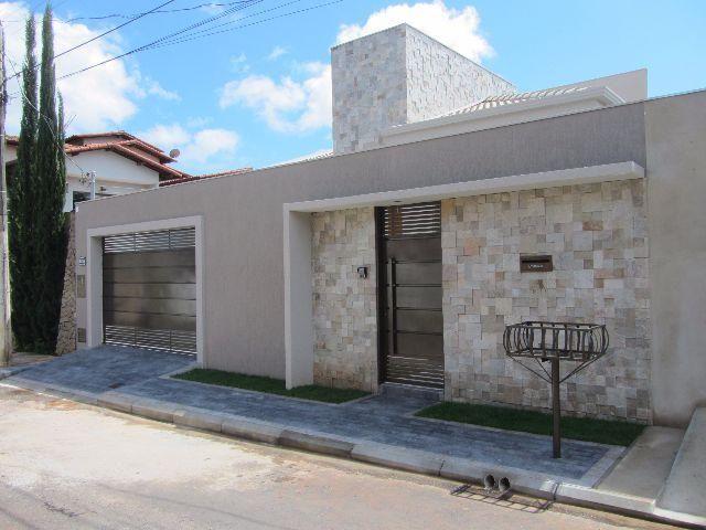 Casa no an polis city 3 su tes rua s 46 fachada casa for Casa moderna 7x15