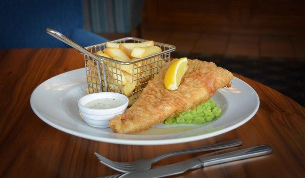 Reinventing our traditional Fish and Chips