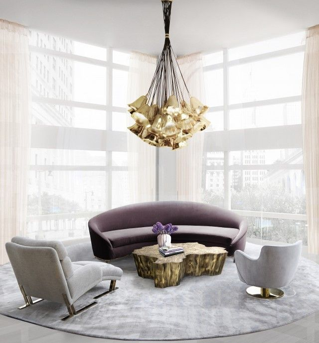 Newest Trends For Interior Design Decoration Trends Gold