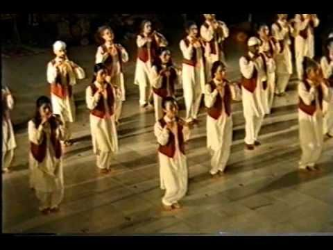 Hidden Symmetry 3-TIBETAN MELODY-Gurdjieff Sacred Dance Demo