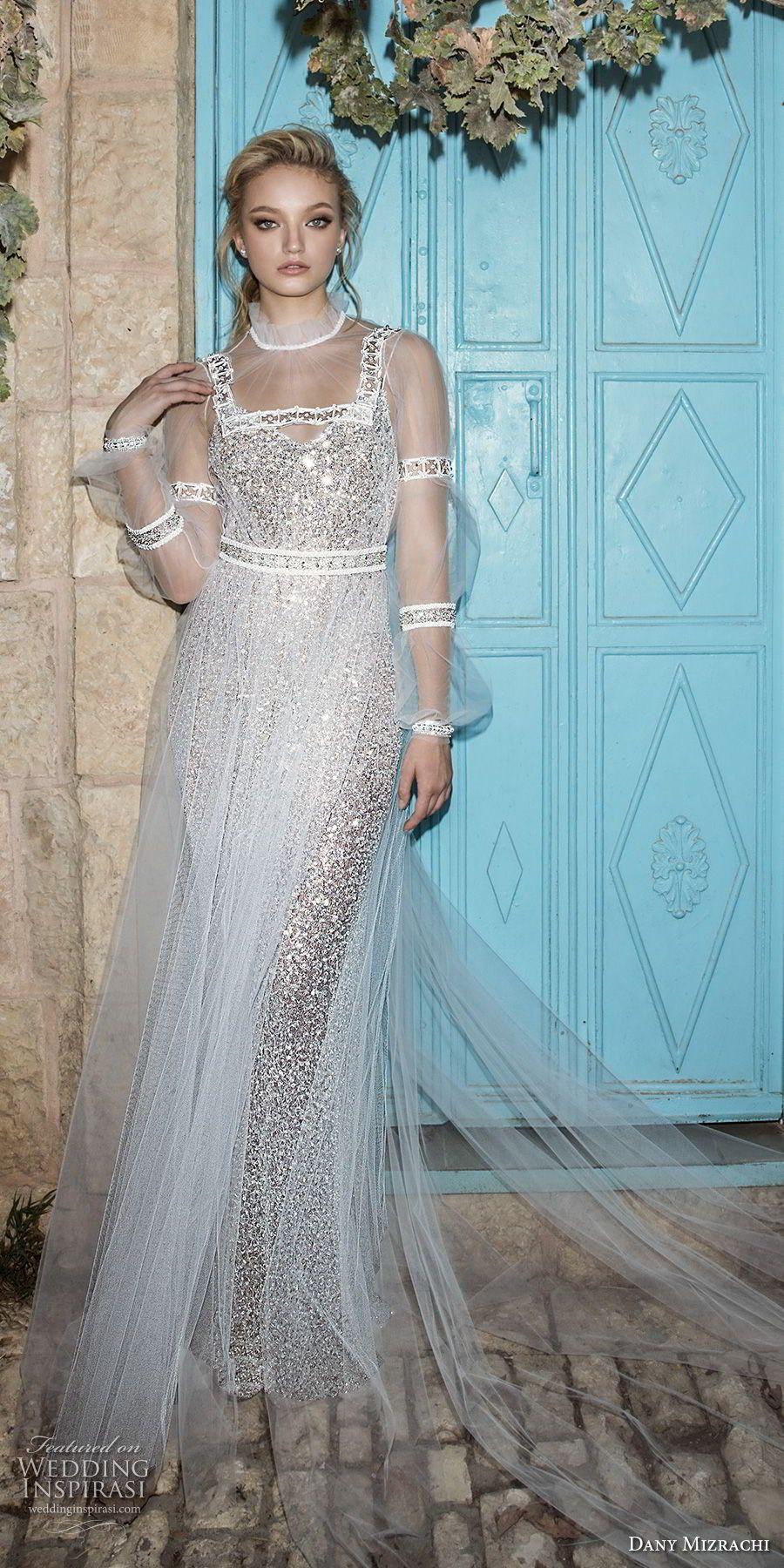 "Dany Mizrachi Spring 2018 Wedding Dresses — ""Jerusalem"" Bridal ..."