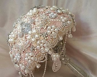 Elegant Brooch Bouquet Deposit Only For By Elegantweddingdecor