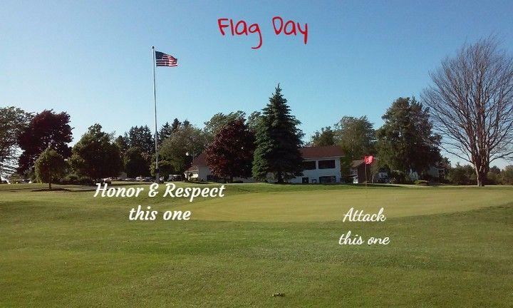 #FlagDay #Honor #Respect #golf #golfer #golfcourse #golfing #golfchannel #livingthegreen #pgatour #pga #lpga #USOpen #Oakmont