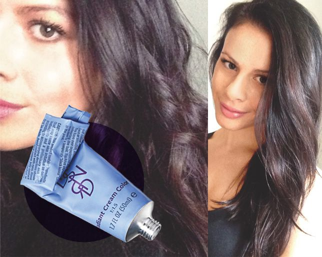 How to Dye Your Own Hair to Get a Dark, Rich Brunette Color ...