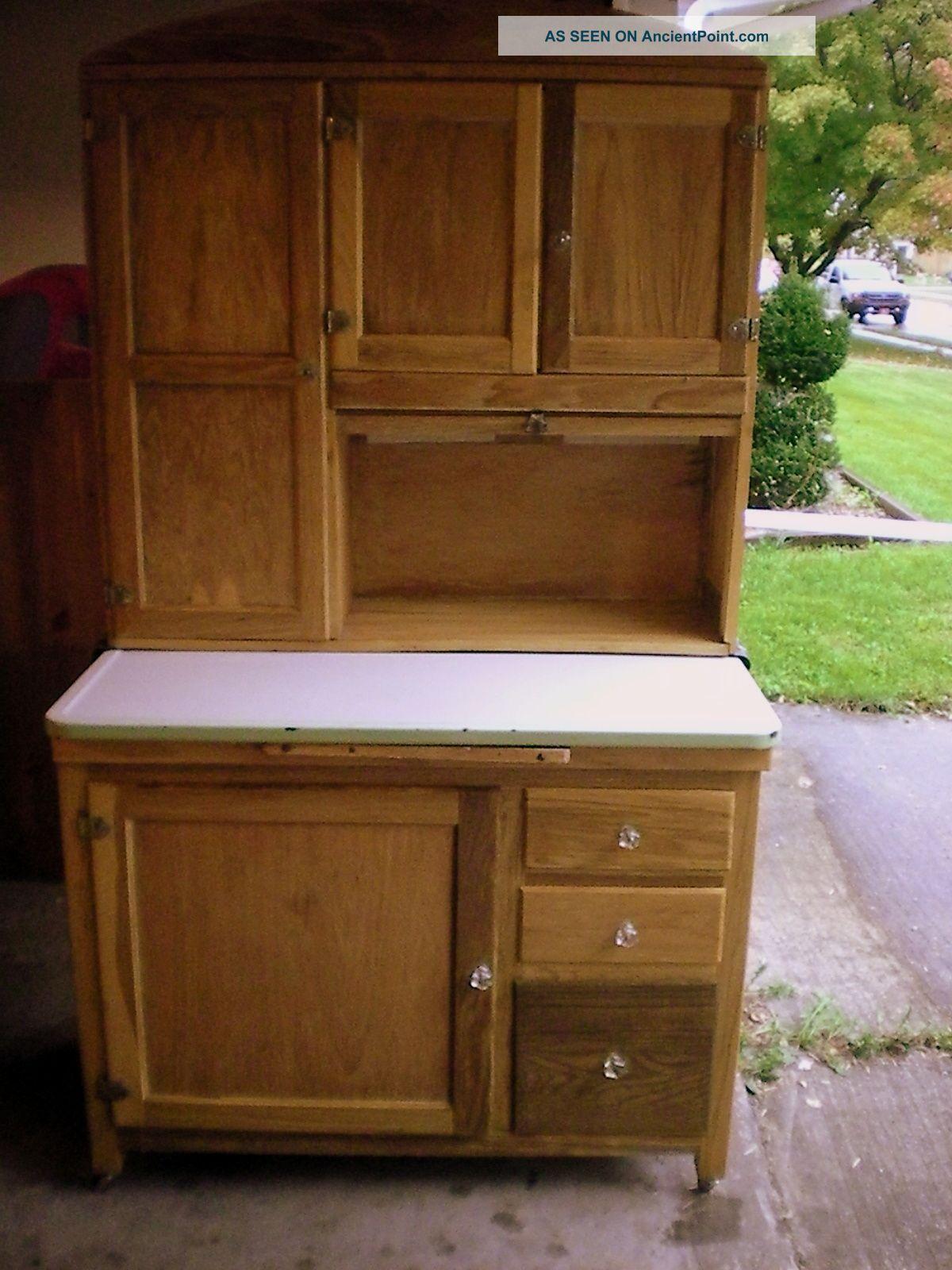 Vintage wood kitchen cabinets antique kitchen cabinets with flour bin antiqued kitchen cabinets pictures and photos antique kitchen pantry antique kitchen