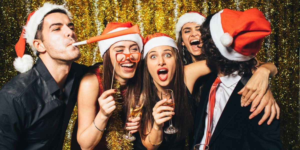 Fun Adult Christmas Party Ideas Part - 35: 18 Best Christmas Party Themes 2017 - Fun Adult Christmas Party Ideas