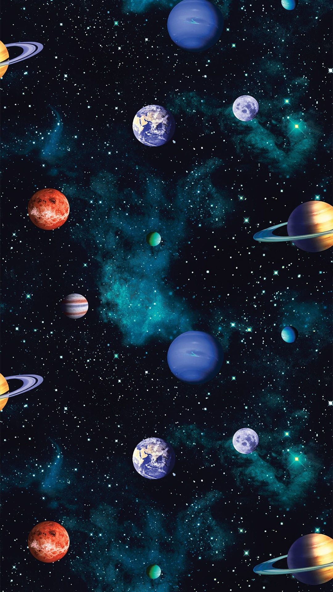 The Cosmos Space Wallpaper by I Love Wallpaper.   Ideal for a bedroom or office, this space print wallpaper is super cool for any Sci-Fi lover.  #ilovewallpaper #monochrome #wallpaper #homedecor