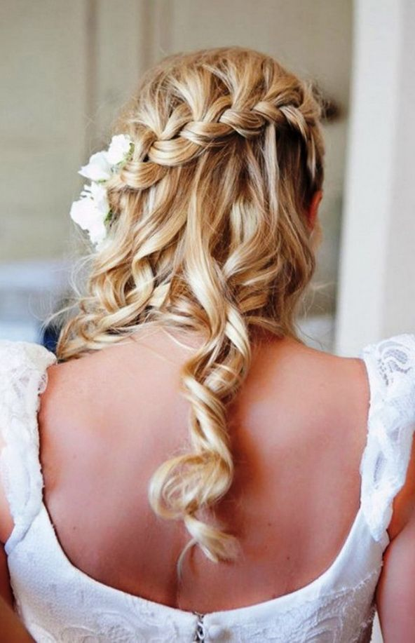 Swell 1000 Images About Graduation On Pinterest Prom Hairstyles Hairstyle Inspiration Daily Dogsangcom