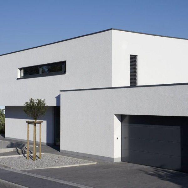 Haus w fachwerk4 architekten bda ideen rund ums haus Minimalistisches haus grundriss