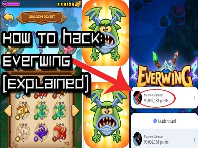 everwing cheats and hack | Coins | Messenger games, Cheating