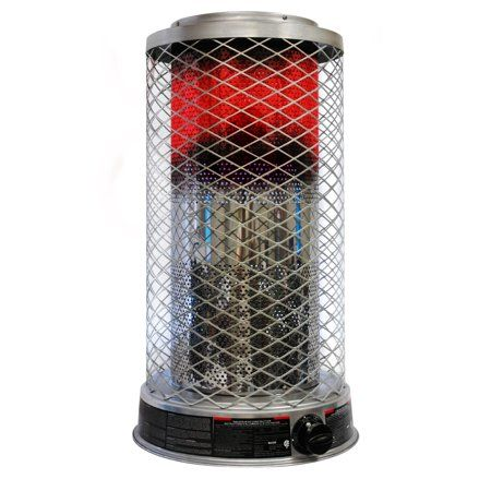 Dyna Glo Delux Ra125lpdgd 50 000 125 000 Lp Radiant Heater N A Portable Heater Radiant Heaters Portable Propane Heater