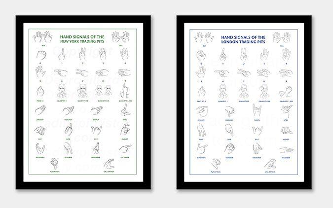 Hand Signals Interior Design Ideas Caves Hand Signals