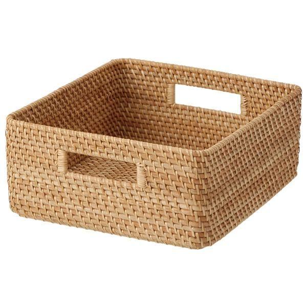 MUJI Shelf Baskets = WANT