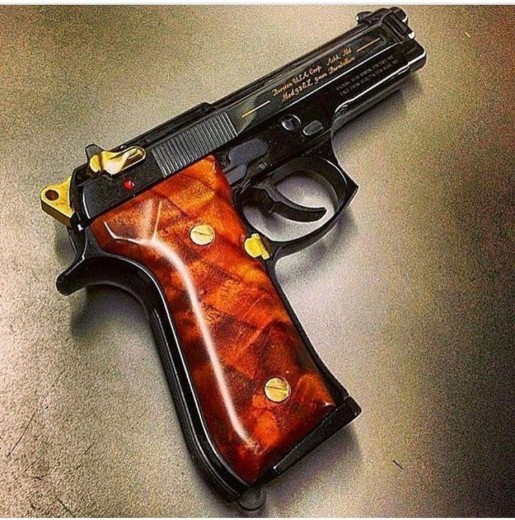 Beretta 92EL edicion limitada  4dfd134bb729