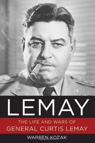 LeMay: The Life and Wars of General Curtis LeMay by Warren Kozak. $18.16. 434 pages. Author: Warren Kozak. Publication: May 11, 2009. Publisher: Regnery Publishing; Complete Numbers Starting with 1, 1st Ed edition (May 11, 2009)