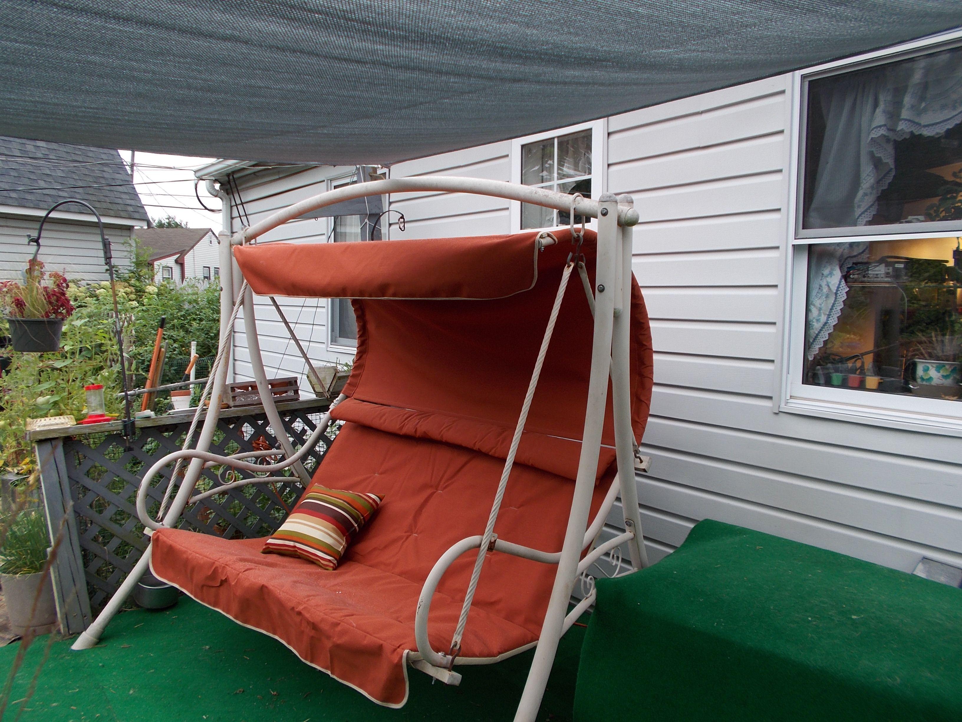 walmart suntime seville patio swing