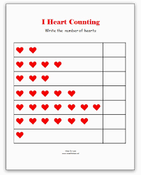 نتيجة بحث الصور عن Worksheets For Nursery Class Maths