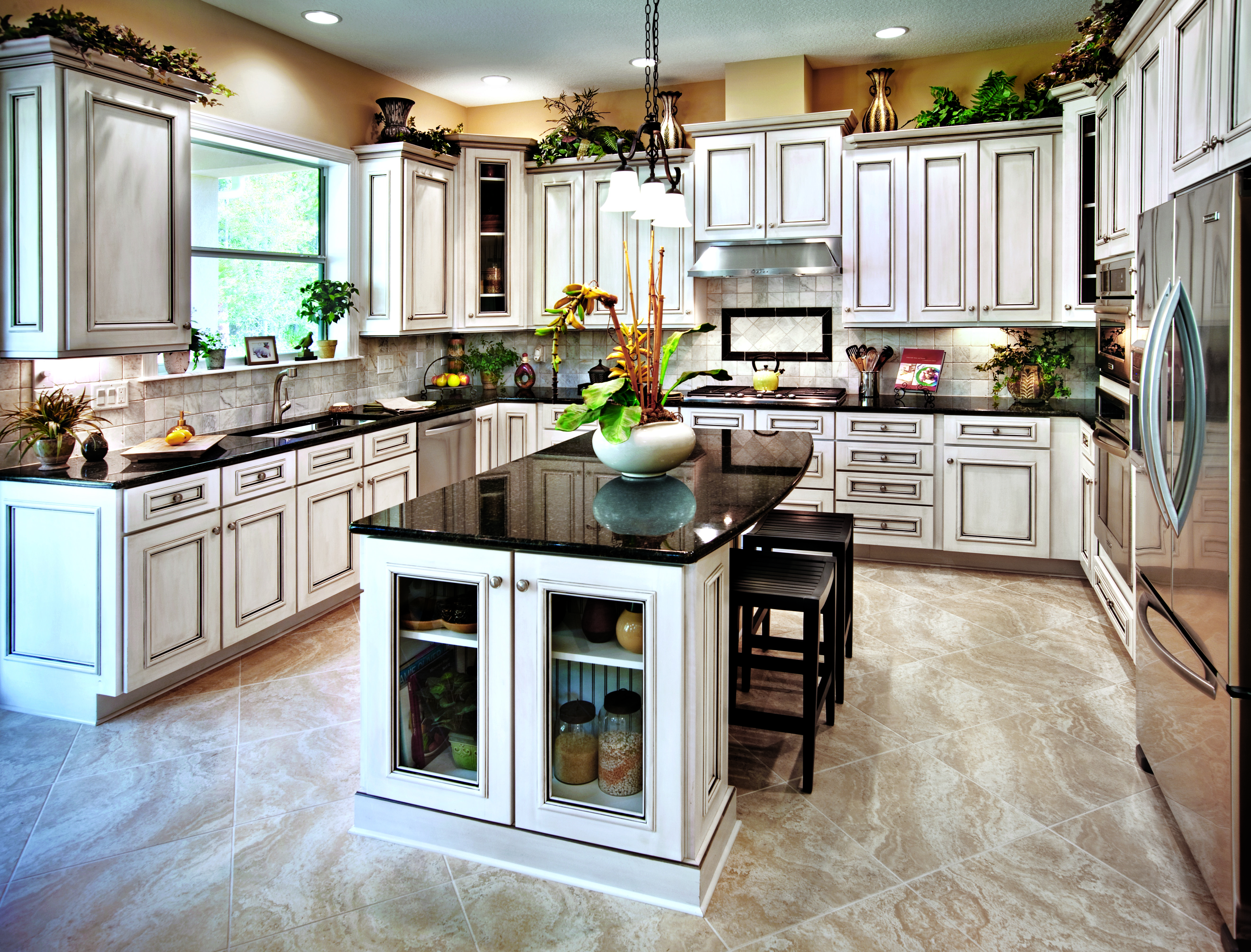 Toll brothers coastal oaks at nocatee fl kitchens for House kitchen model