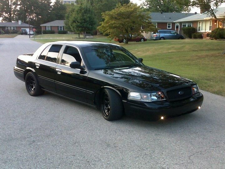 07 P71 Lowered Panthers Crownvic Net Victoria Police