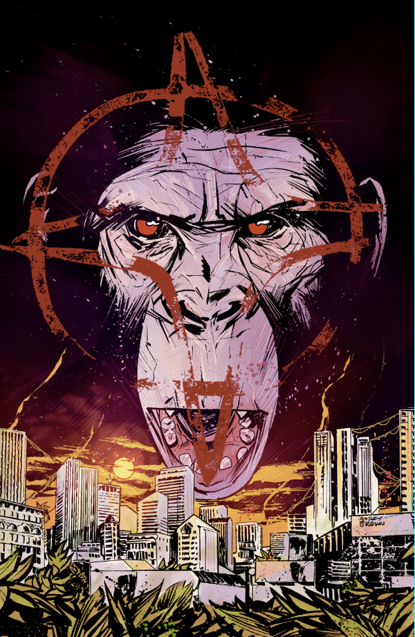 Caesar Planet Of The Apes By Noe Leyva Planet Of The Apes Apes Cool Wallpapers For Phones