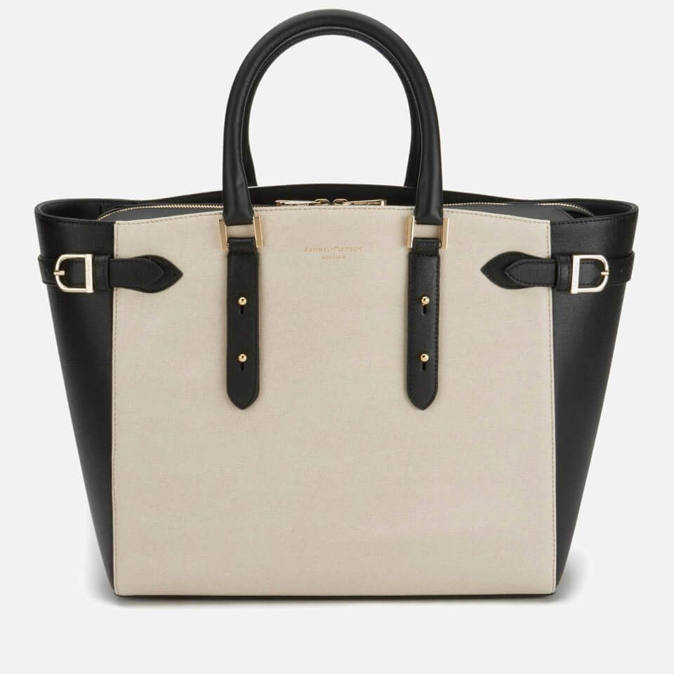 25ce1ecf2c Aspinal of London Women s Marylebone Tote Bag - Monochrome We ve got top  products at