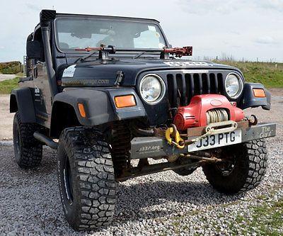 2001 y jeep wrangler sport black modified 4x4 off roader fun j33p rh pinterest com Jeep Patriot Aftermarket Parts Jeep Patriot Lift Kit