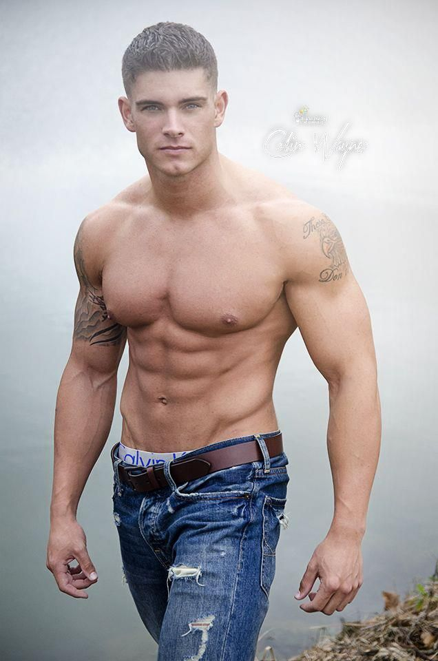 f5c63e9b41 COLIN WAYNE Model Military Hunk More photos after the jump