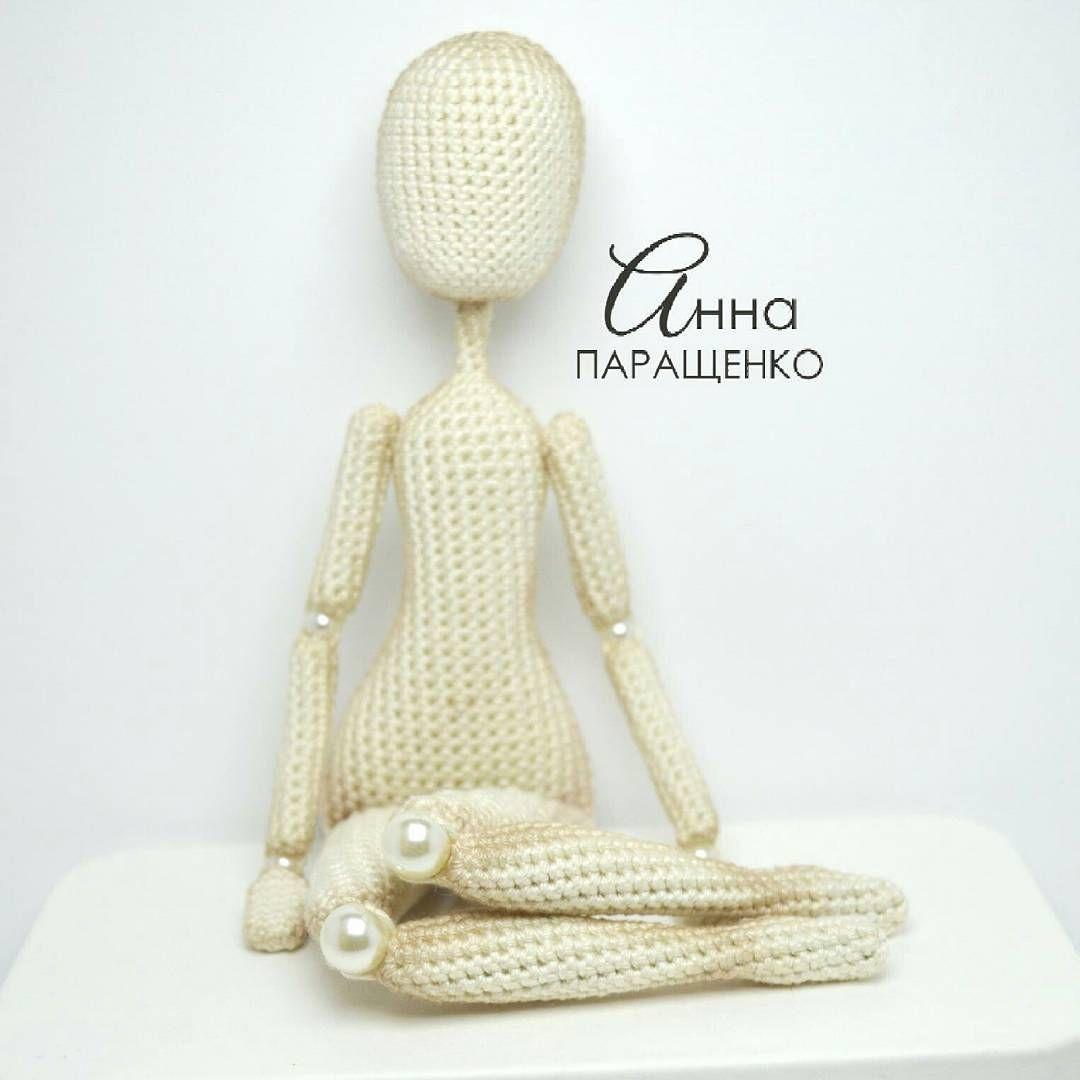 Куколка шарнирная, рост 26 см) #weamiguru