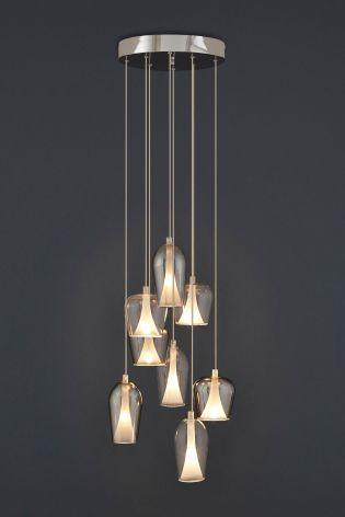 Buy Cooper 8 Light Cluster Pendant from the Next UK online shop ...