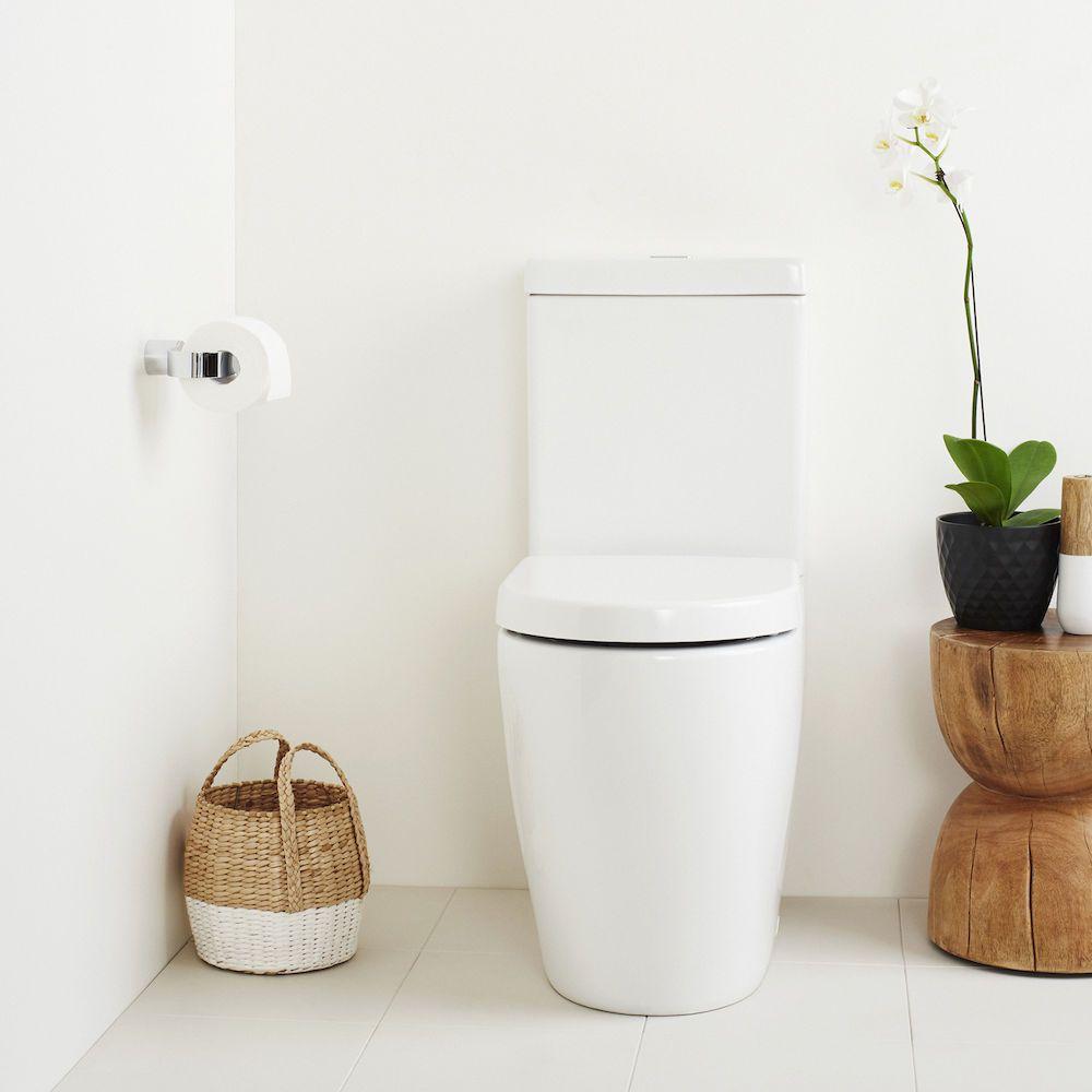 Super Sleek Commode Toilet Suites Caroma Toilet