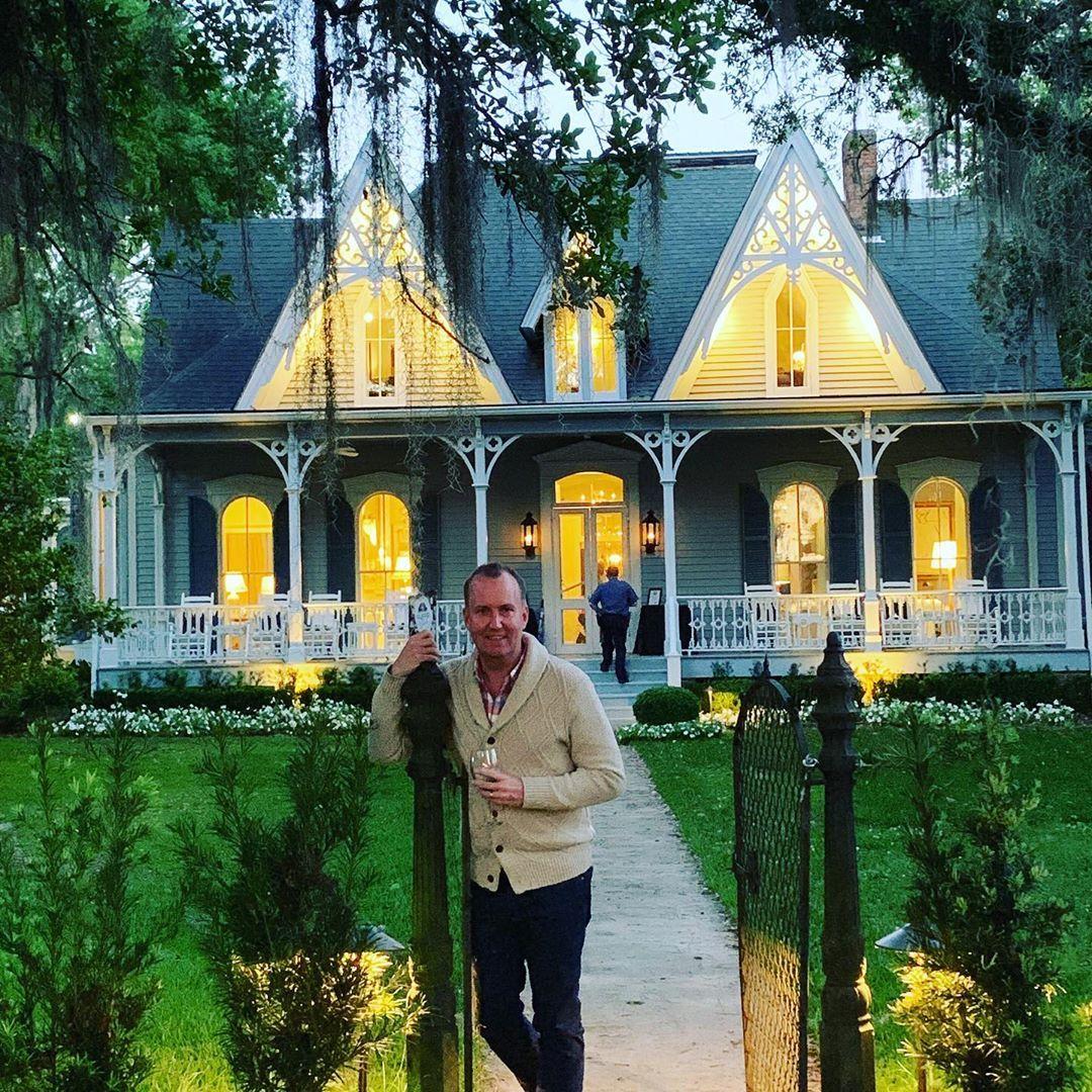 Brandon Branch Fixes Up St Francisville Inn In Louisiana Home