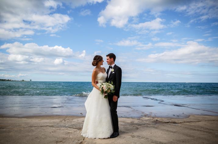 #chicagowedding #chicagoweddingphotography #michellelytlephotography #beachwedding #chicago #chicagoskyline #scenicchicago #classicchicago #justmarried #mrs #newlyweds #greatview #blueskies #weddingphotography #photographer #urbanwedding